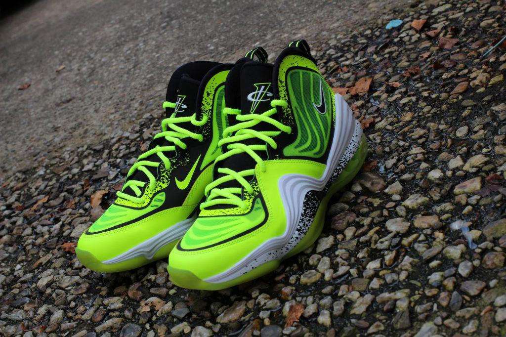 Nike Air Penny V 5 HL Volt 628568-701 (1)