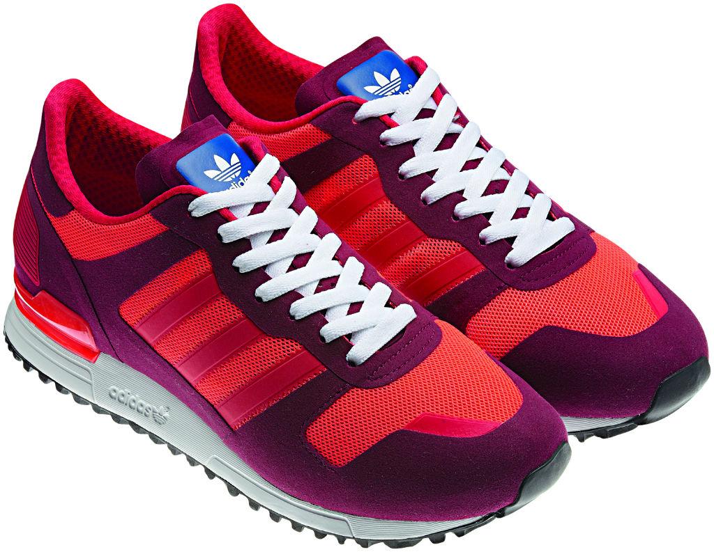 huge selection of b1615 166ea adidas Originals Neon Running Pack - Spring Summer 2013 - ZX 700 Q23447 (2