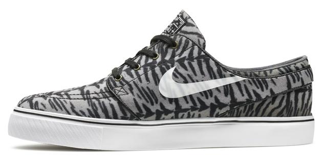 Nike Stefan Janoski Grey Tiger