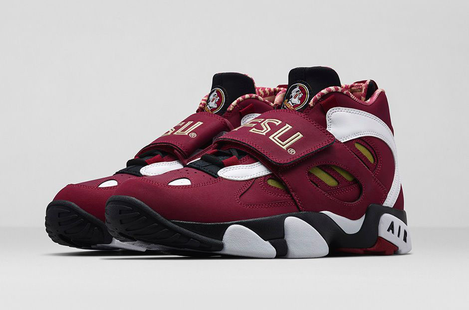 reputable site 4081c c782d An Official Look at the FSU Nike Air Diamond Turf 2