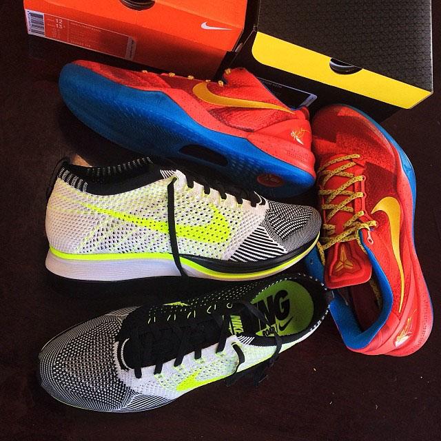 867dc682a42ec4 DJ Skee Picks Up Nike Kobe 8 Year of the Horse