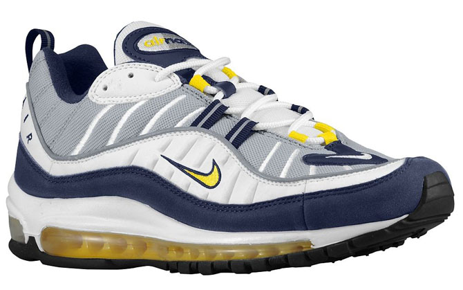 f290672492 Nike Air Max 98. Price: $159.99 OGs never fail. Especially when extended  shelf stays signal possibility of a clearance swoop down the line.