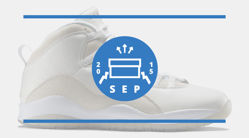 Air Jordan Release Dates September 2015