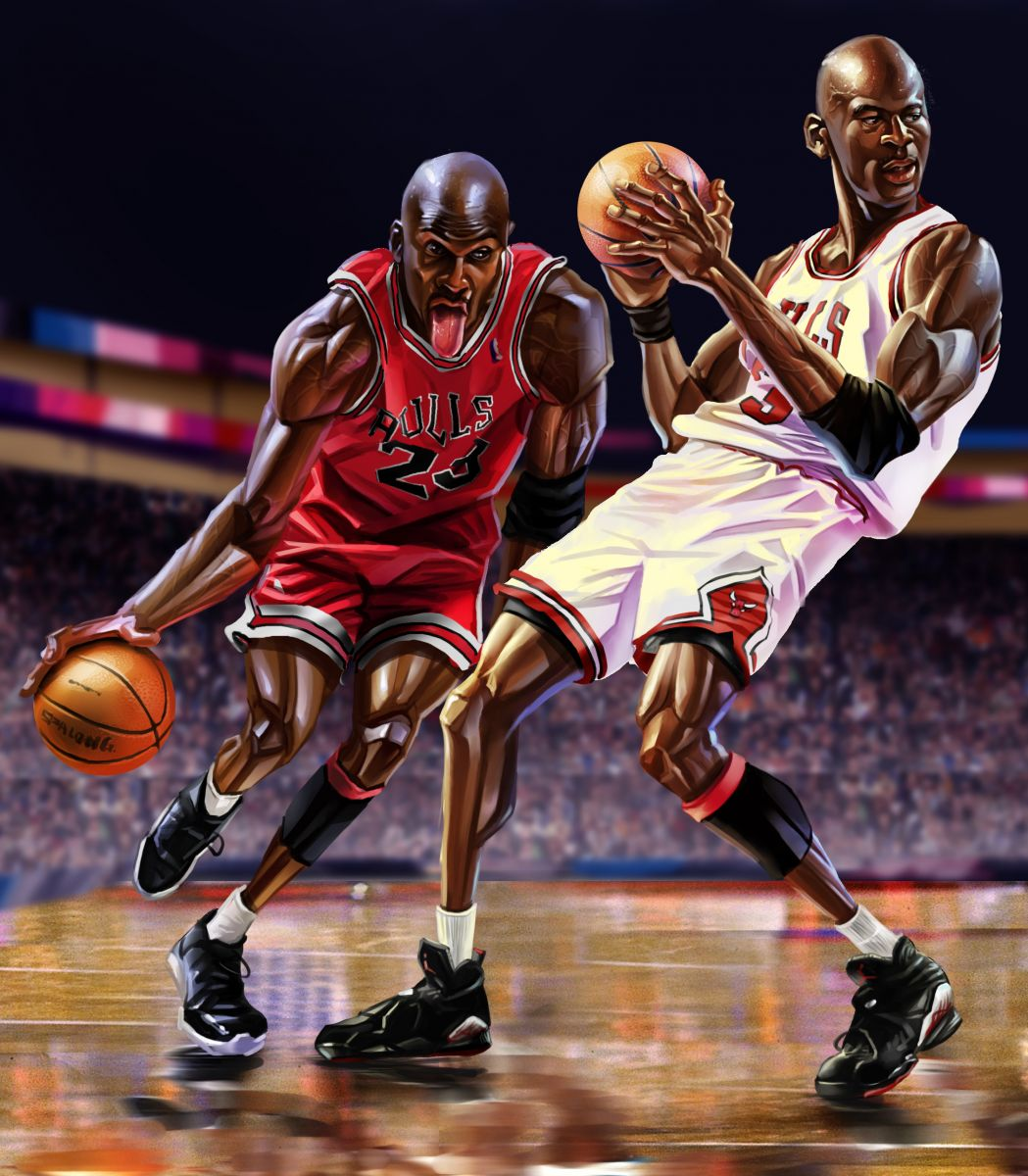 8877b96979c34e You can check out more of Wang Tao s detailed work on his DeviantArt  Gallery. Tags. ○ Michael Jordan