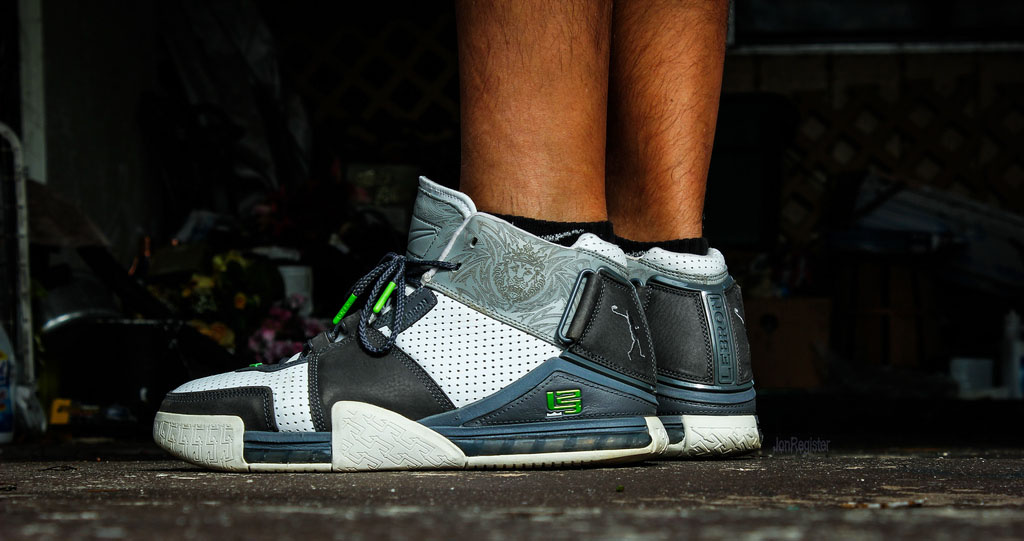 Spotlight // Forum Staff Weekly WDYWT? - 11.16.13 - Nike LeBorn 2 Dunkman by JonRegister