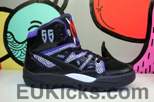 Dikembe Mutombo Shoes Adidas