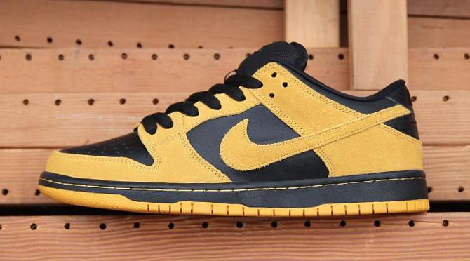 Mates Amarillo Negro Nike Sb entrega rápida wFS9Y
