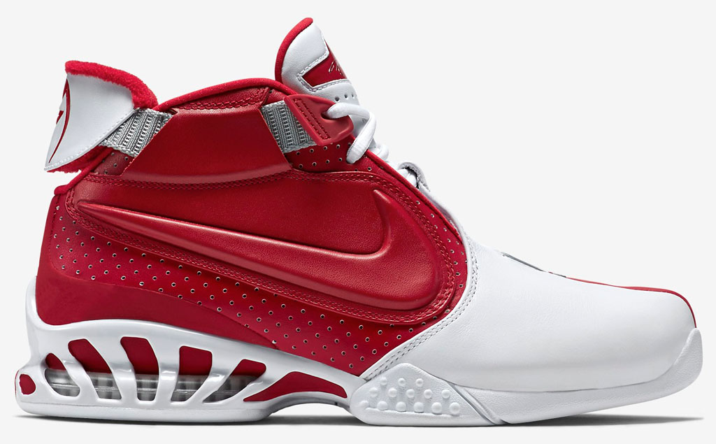 timeless design 89294 8357e Nike Zoom Vick 2 Falcons White Red 599446-101 (1)