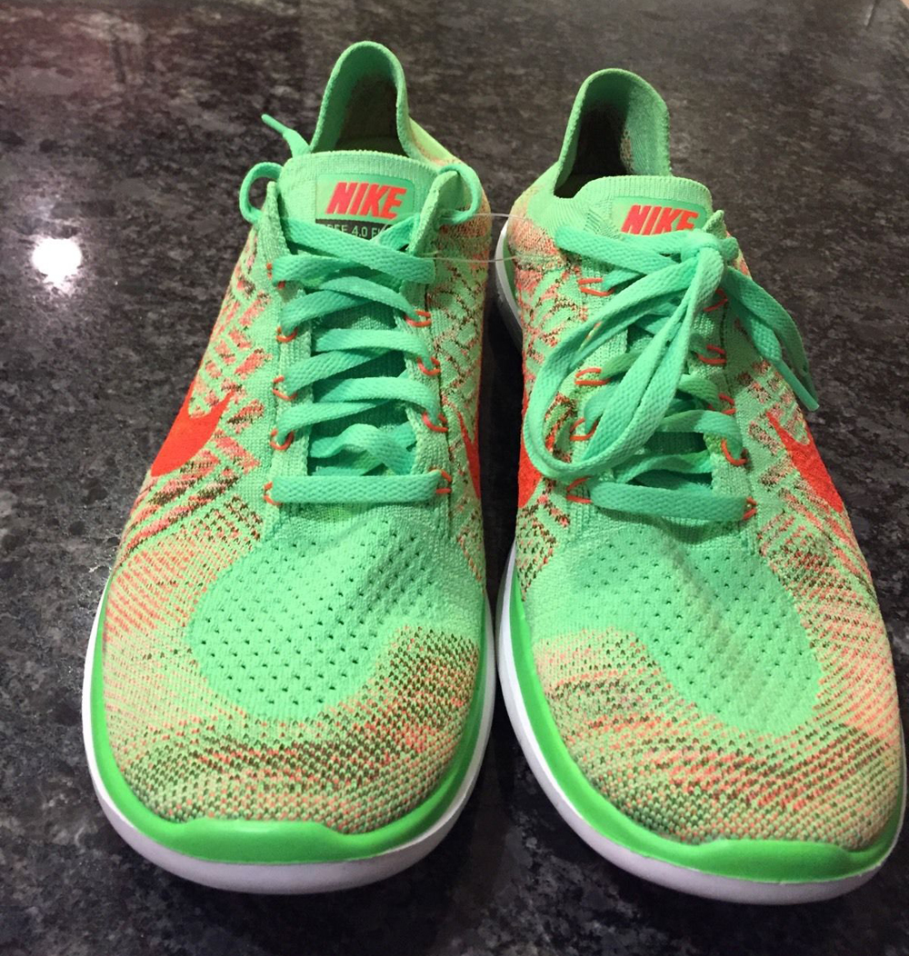 the latest c831d 4d3e1 ... Nike Reworks Its Free Flyknit 4.0 Barefoot Runner ...