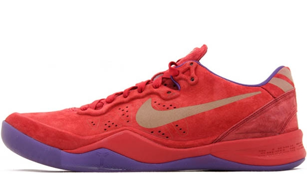Nike Kobe 8 EXT Year Of the Snake University Red