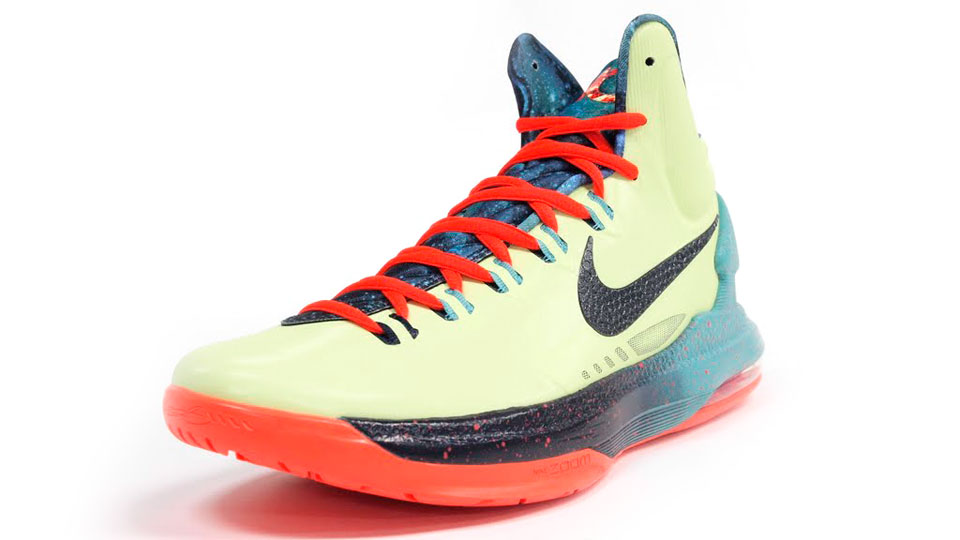 finest selection c21f3 1ce37 Nike KD V