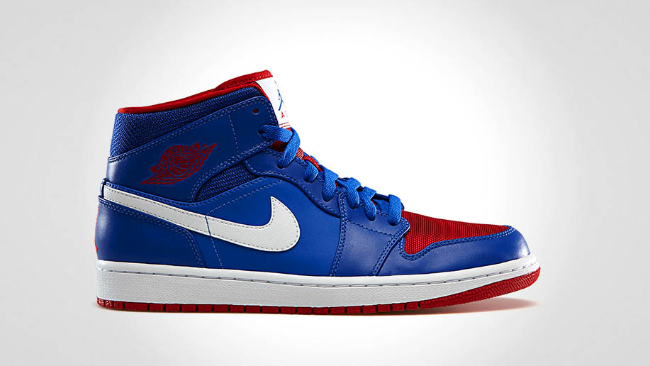 air jordan 1 mid colorways