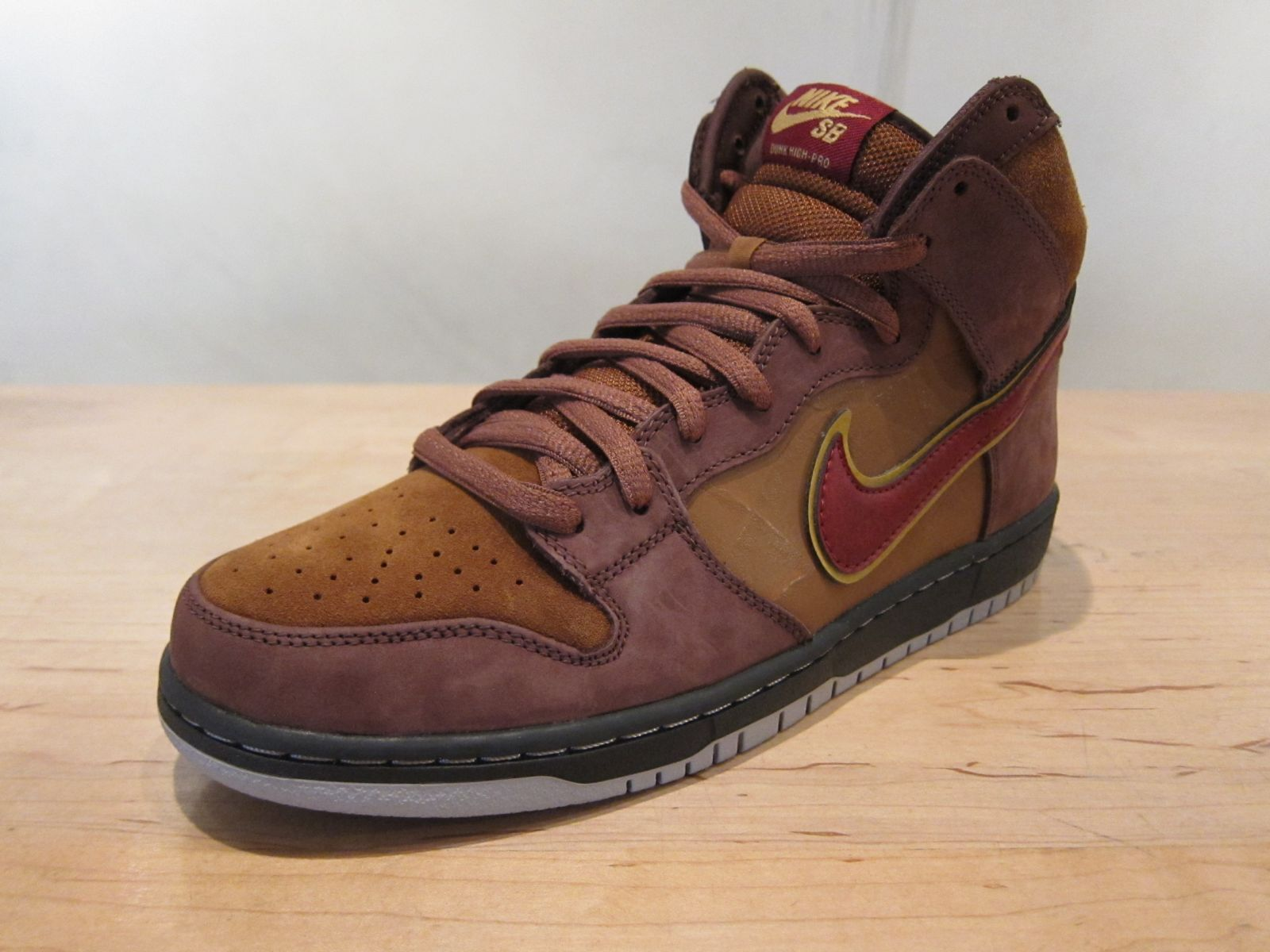 new products 7319c 92bcc SPoT x Nike SB Dunk High Todd Bratrud ...