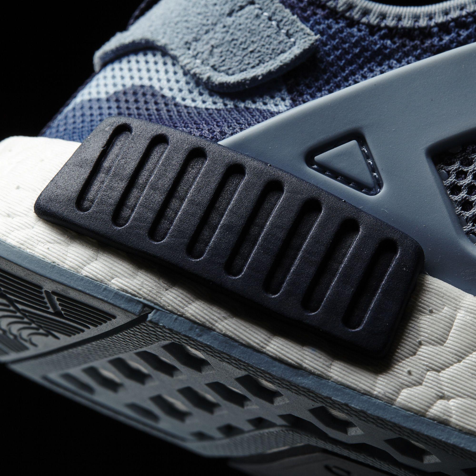 d14f08bd9 Image via Adidas Adidas NMD XR1 Blue Camo Detail