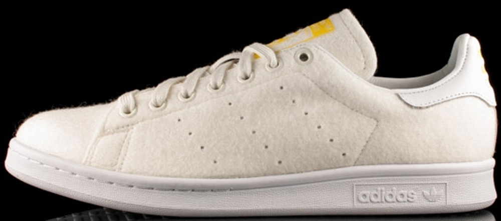 Adidas Stan Smith Yellow