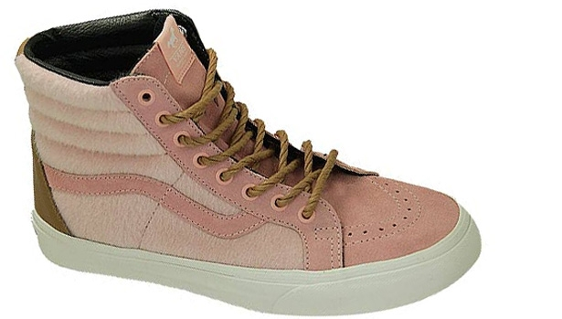 Vans Sk8-Hi Cherry Blossom Pink/Cherry Blossom Pink