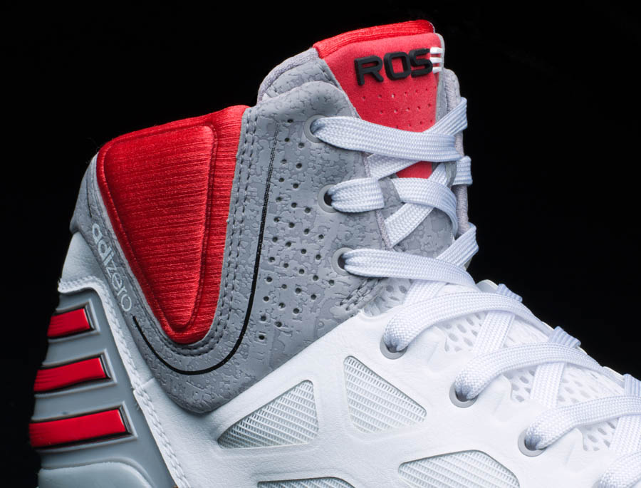 Derrick Rose Debuts and Reviews the New adidas adiZero Rose 2.5 ... a9cb9bee235c