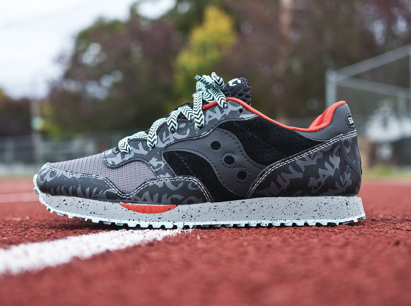 Saucony s DXN Trainer is ready for the NYC Marathon  1a6a2e79b605