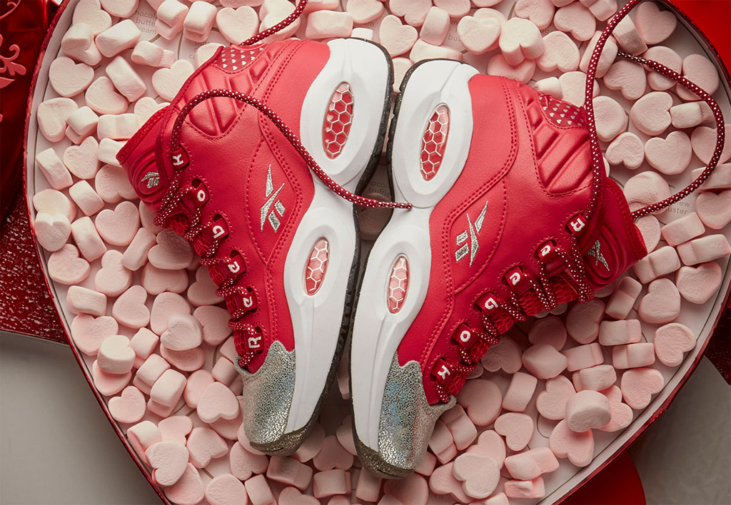 Reebok Question Valentine's Day (2015)