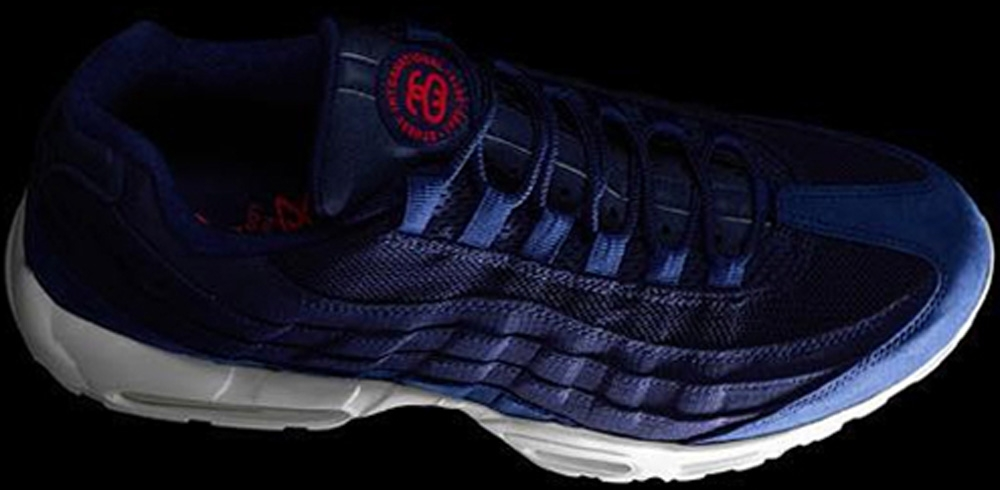 Stussy x Nike Air Max '95 Loyal Blue