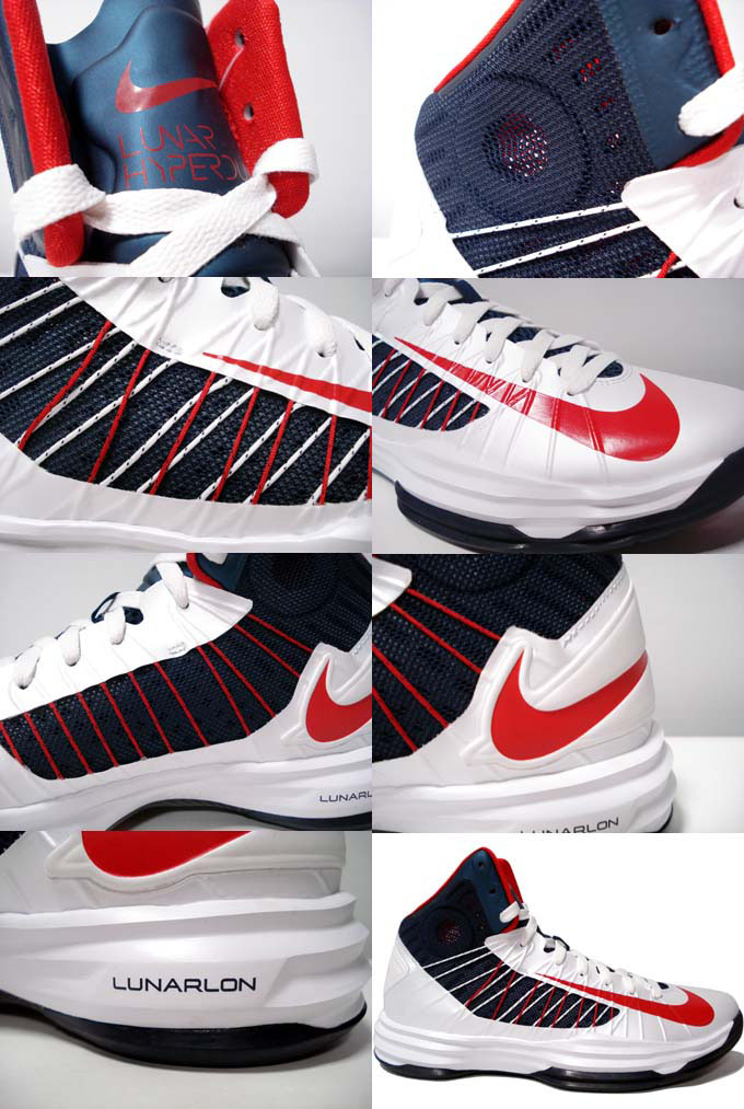 best website 92520 dbb7f Nike Lunar Hyperdunk 2012 USA 524934-102 (3)