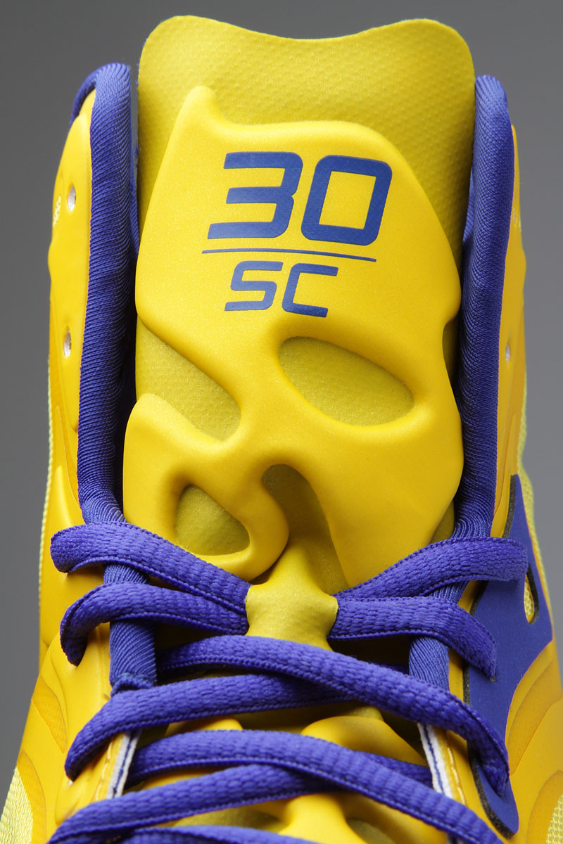 Stephen Curry Under Armour Anatomix Spawn Away PE // Close-Up (4)