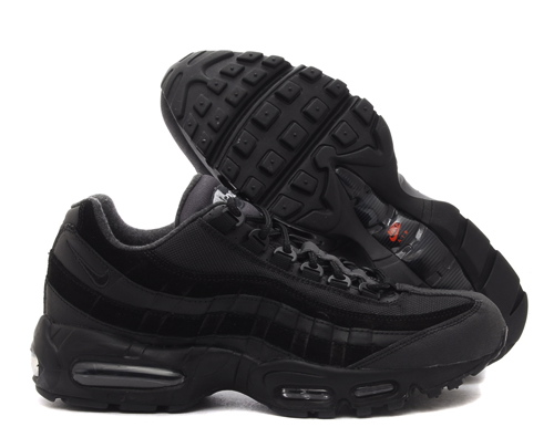 air max 95 black black