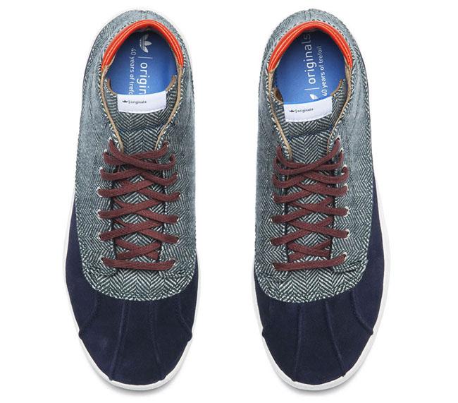 official photos 246a4 a9f24 adidas Originals Blue DMD Trabb WTR