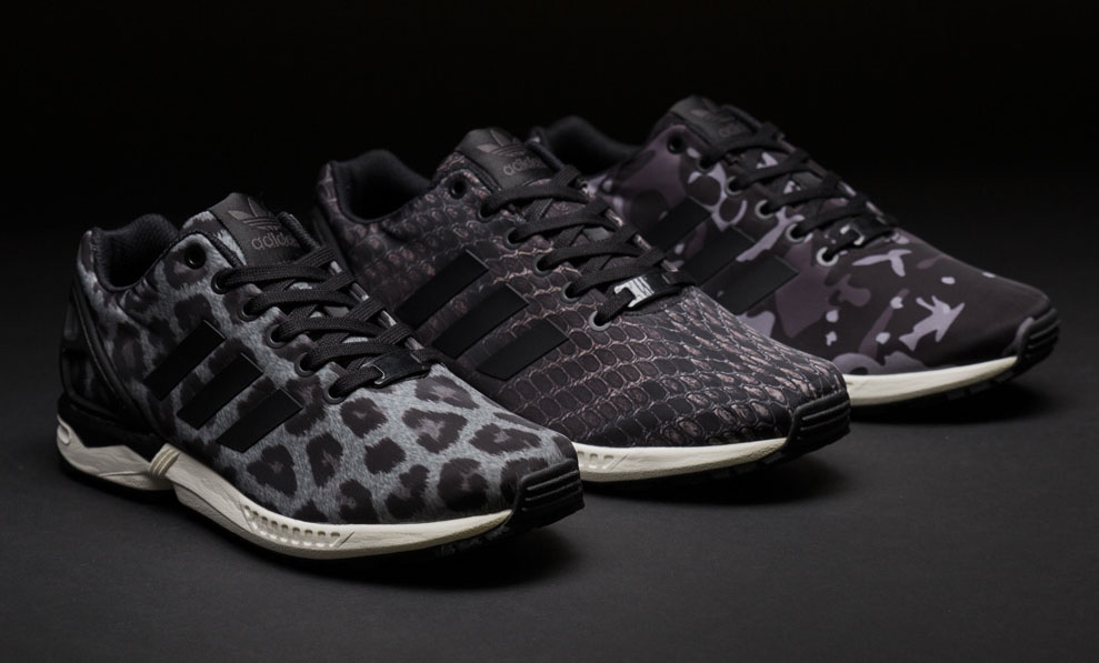 adidas Originals ZX Flux Pattern Pack Exclusive for Sneakersnstuff