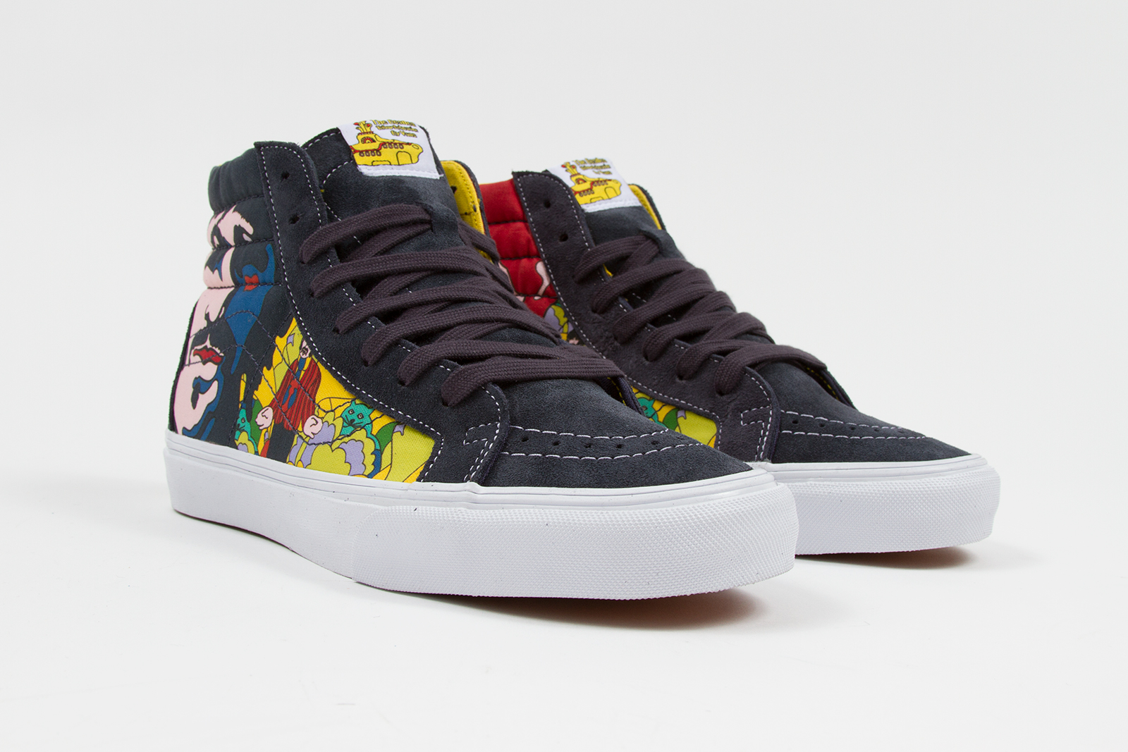 de21f065d9 The Beatles Yellow Submarine Capsule Collection by Vans