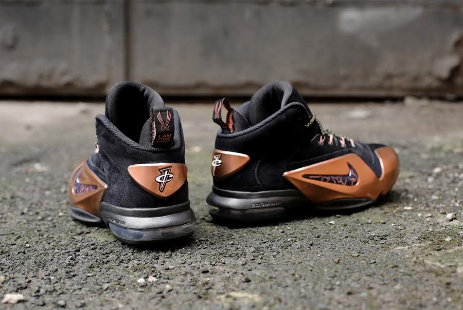 a7f7fe5d410c The  Copper  Nike Penny 6 Release Nears