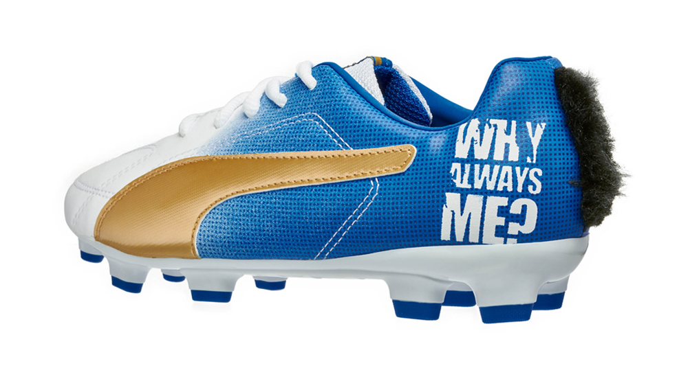 Puma Mario Balotelli Mohawk Cleats