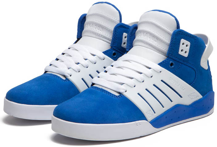 Supra Skytop III Royal Blue Suede (2) 6bce3c501a