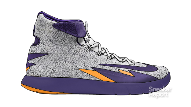 sale retailer 80dc8 17b11 But what if the sneakers had some old-school flare in the colorways   Sneaker Report re-imagined the Zoom HyperRev with classic Nike colorways  and you can se ...