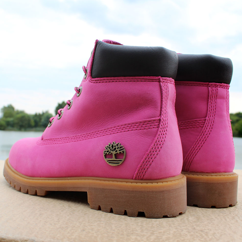 Susan G. Komen x Timberland Breast Cancer Awareness Pink Boot (5)
