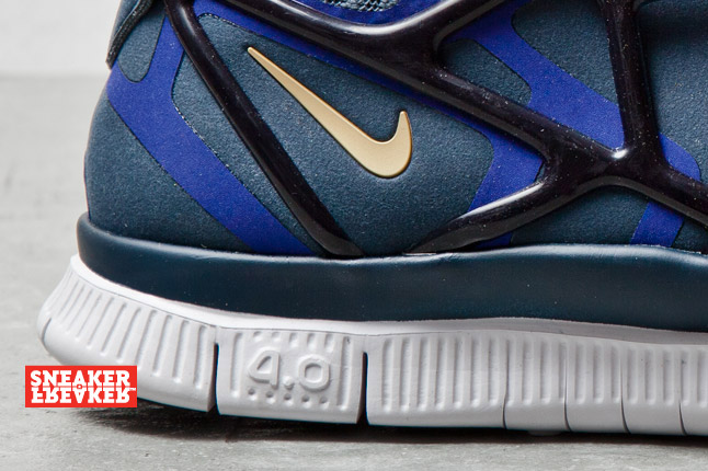 new style 7f578 3fb68 Take a closer look at the Nike Free Alt Closure Run in Slate   Armory Navy  below, and stay tuned for additional release details.