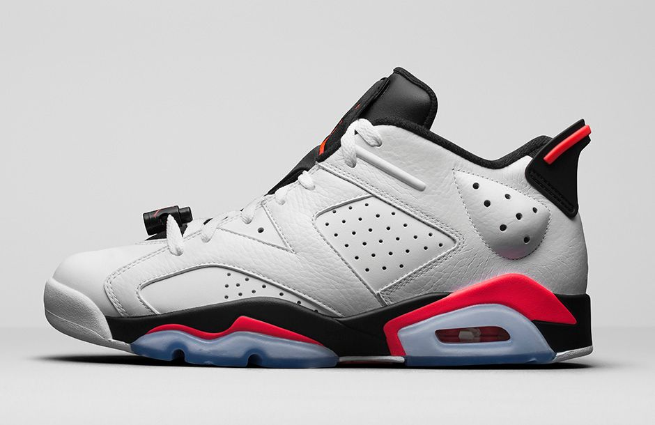 purchase cheap 0ccac 40df7 How to Buy the 'Infrared' Air Jordan 6 Low on Nikestore ...