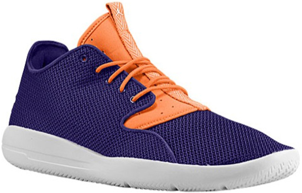 Jordan Eclipse Ink/Bright Mandarin-Black-White