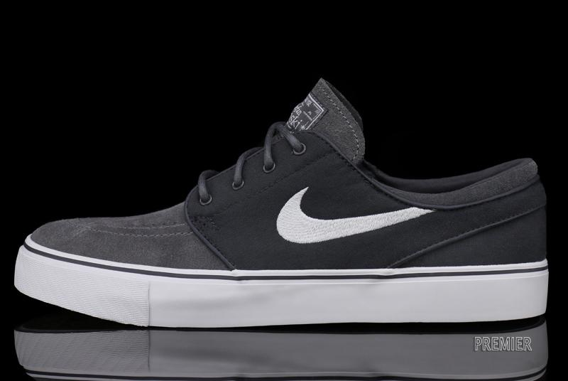 best loved 131f7 613e5 Nike SB Zoom Stefan Janoski - Anthracite | Sole Collector