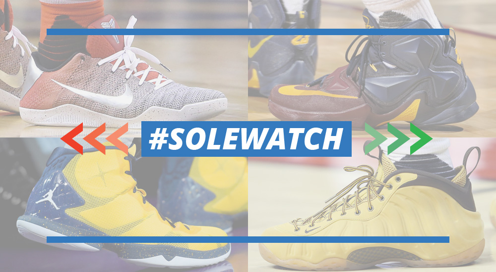 #SoleWatch: NBA Power Rankings for January 31