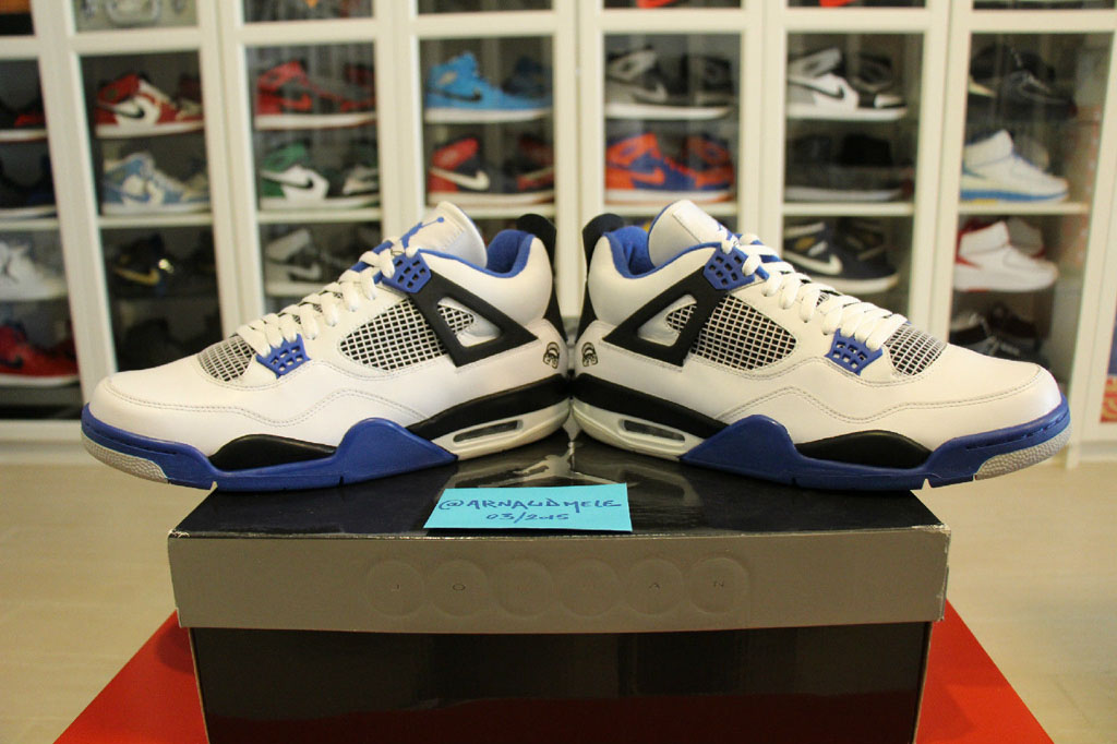 24889244305764 The  Motorsports  Air Jordan 4 Is Available for  30