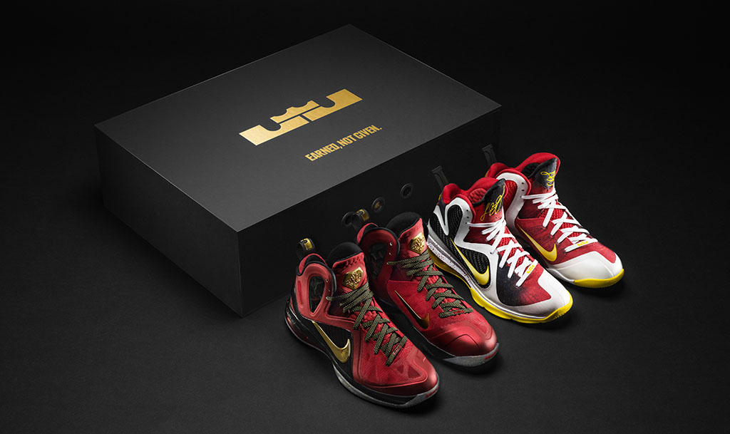 Nike LeBron 9 Championship Pack Official (3)