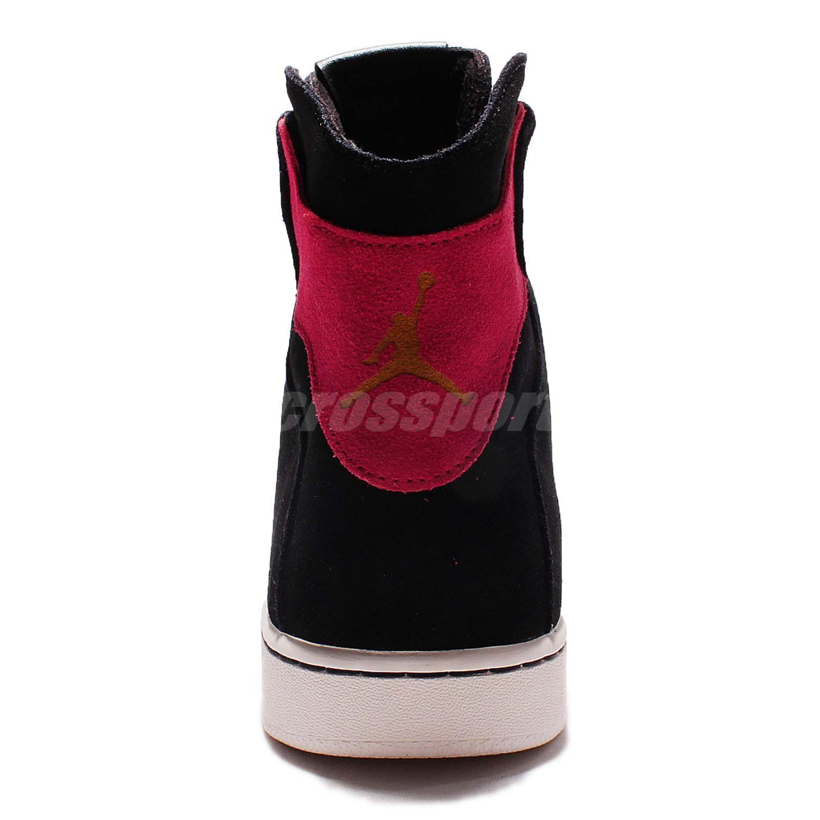 Jordan Westbrook 0.2 Black Red Heel