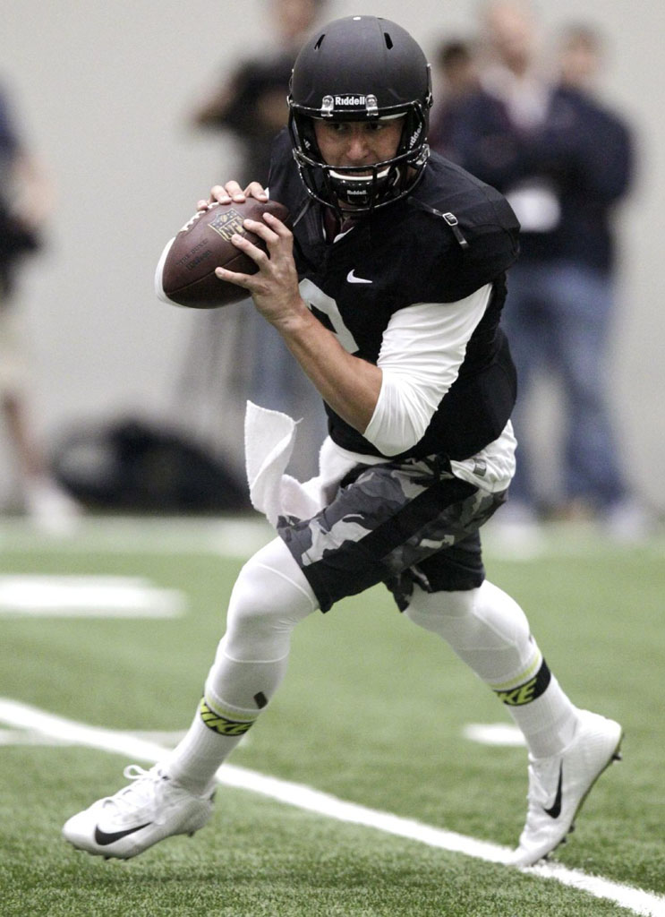 Johnny Football Wears Nike for NFL Pro Day (6)