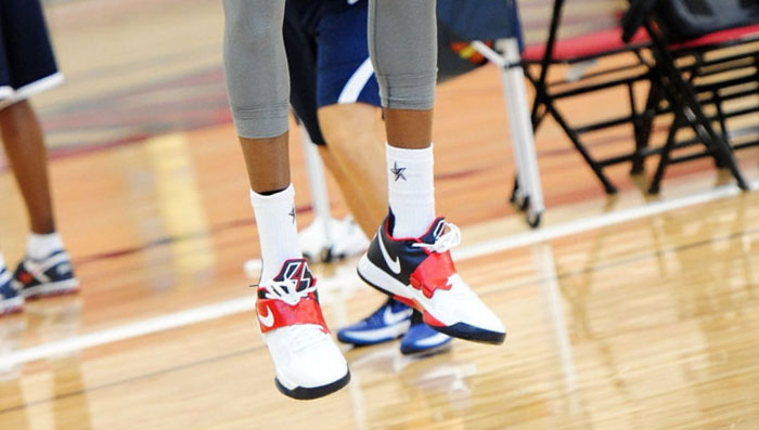 detailed look 808be 56966 Nike Zoom KD IV USA Olympic Release Date 473679-103