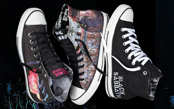 The Other Music Collabs: Rock, Punk and Metal Sneakers