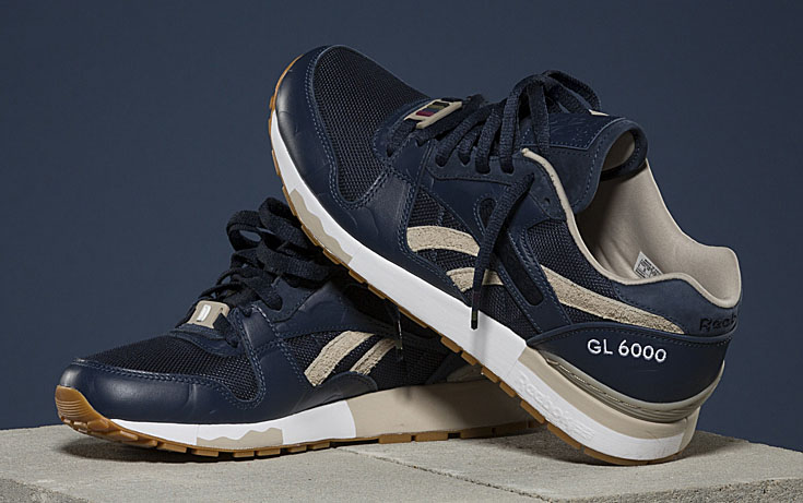 Distinct Life x Reebok GL6000 Navy (2)