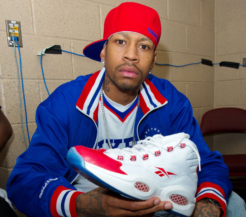 A History of Reebok Question Colorways