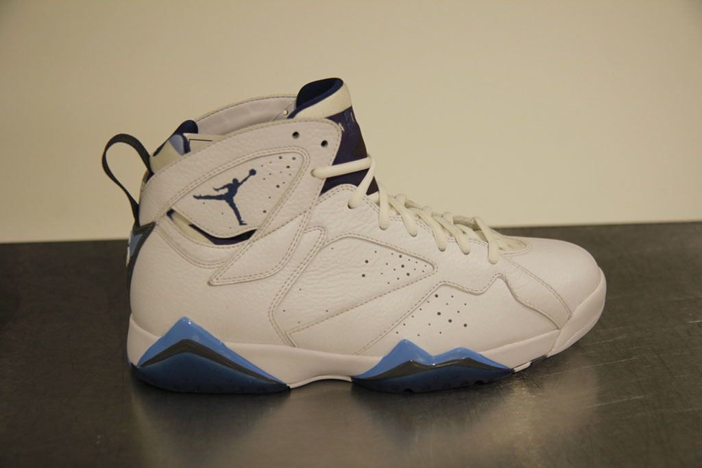 Air Jordan VII 7 Retro French Blue 2015 (1)