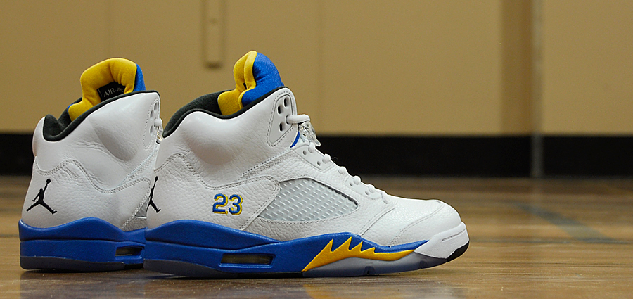 Air Jordan 5 V Retro Laney 23